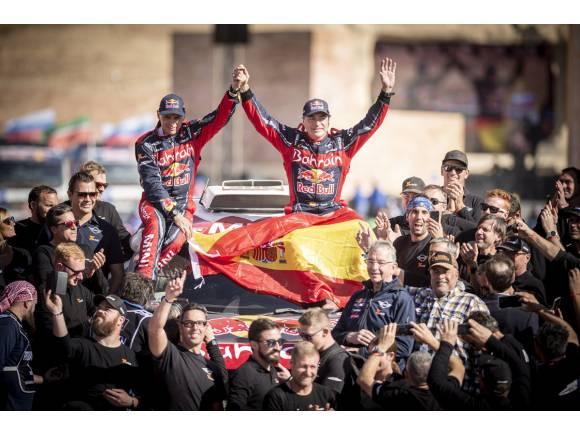 Carlos Sainz ya es Premio Princesa de Asturias de los Deportes 2020, por fin