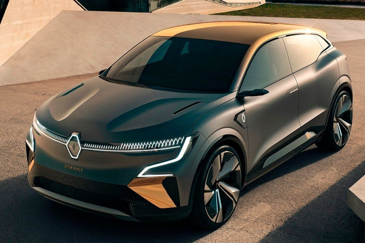 Renault Mégane-e