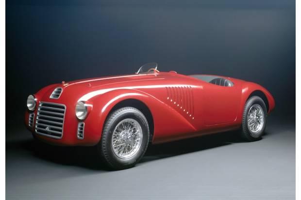 El primer Ferrari cumple 70 años: la historia del 125 S