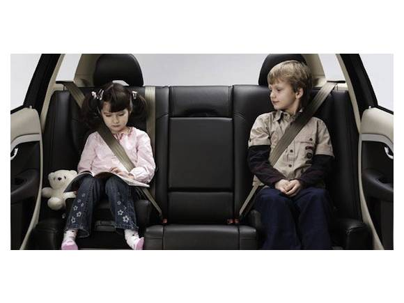 Todo sobre la seguridad infantil en el coche