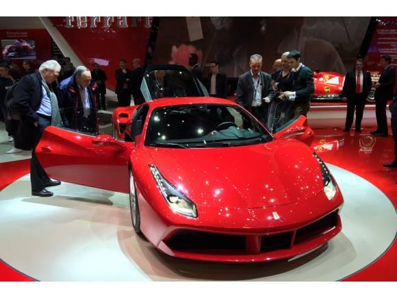 Los diez coches más impresionantes del Salón de Ginebra 2015