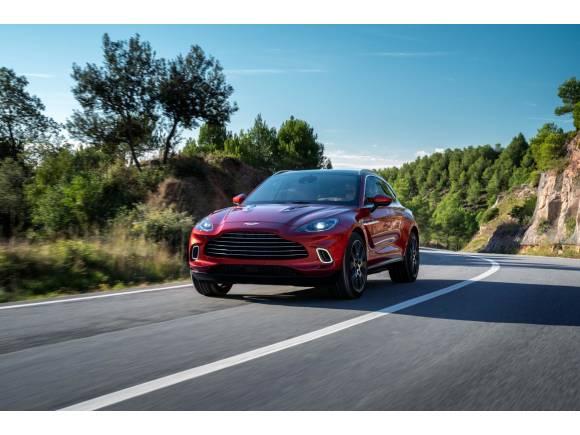 Aston Martin DBX: nace el primer SUV de la historia de la marca