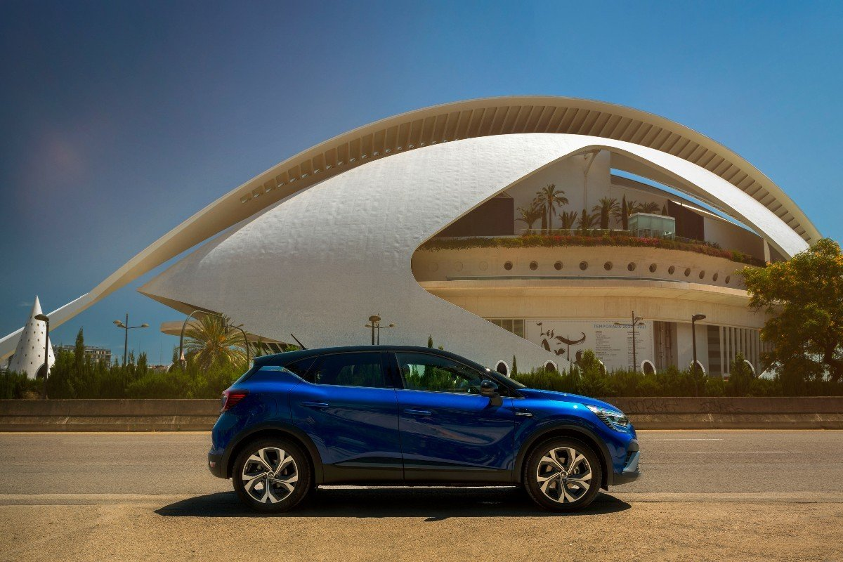 Renault Captur e-Tech