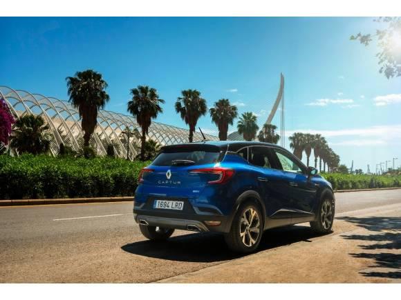 Prueba del nuevo Renault Captur e-Tech: cómo va, consumos, interior,...