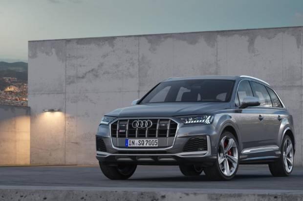 El Audi SQ7, más bestia que nunca: motor V8 TDI con 435 CV