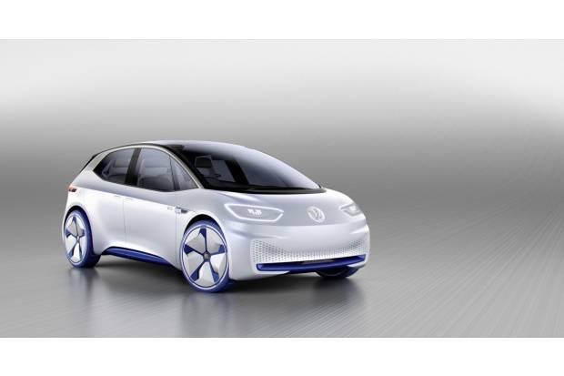 Volkswagen I.D: el coche eléctrico del año 2020
