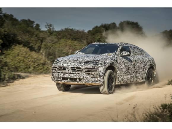 "Lamborghini Urus: el ""Súper SUV"""