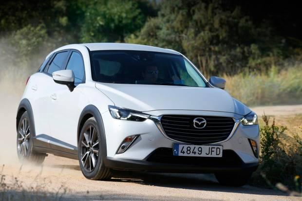 Mazda CX-3 2021: ligeros cambios para un nuevo año