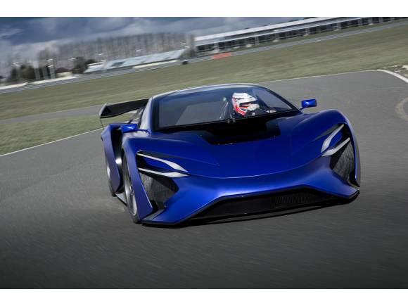 Techrules GT96 y AT96, el nuevo amanecer para el automóvil