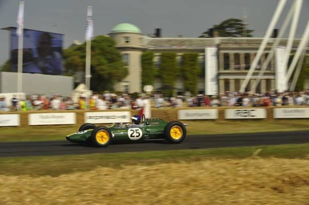Festival de Goodwood, la mayor fiesta del motor del mundo