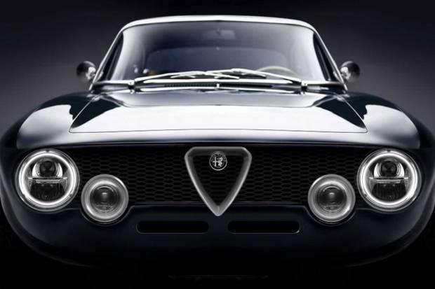 Alfa Romeo GTe Electric: la resurreción eléctrica de un mito