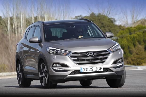 Prueba Hyundai Tucson 2.0 CRDi: el SUV para viajar en familia