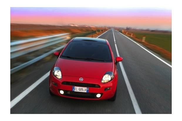 Vídeo: Fiat Punto 2012