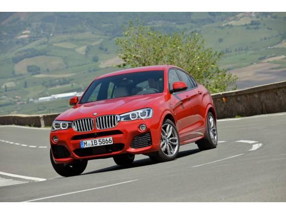 Primera prueba: Nuevo BMW X4 2014