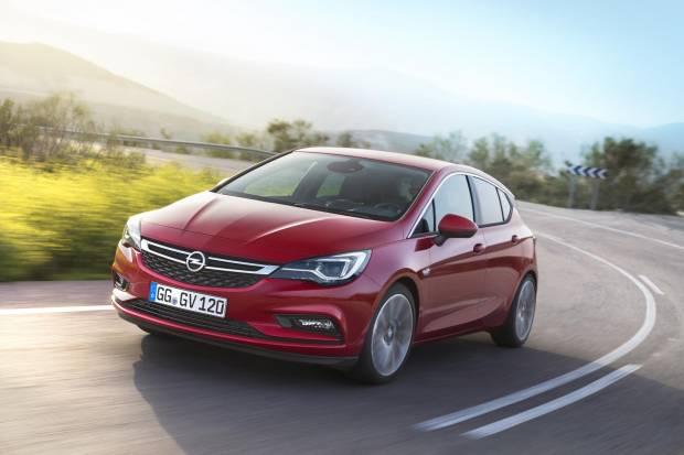 Nuevo motor 1.4 Ecotec Turbo para el Opel Astra