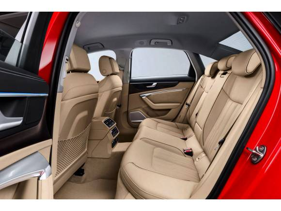 Nuevo Audi A6, llega la octava generación
