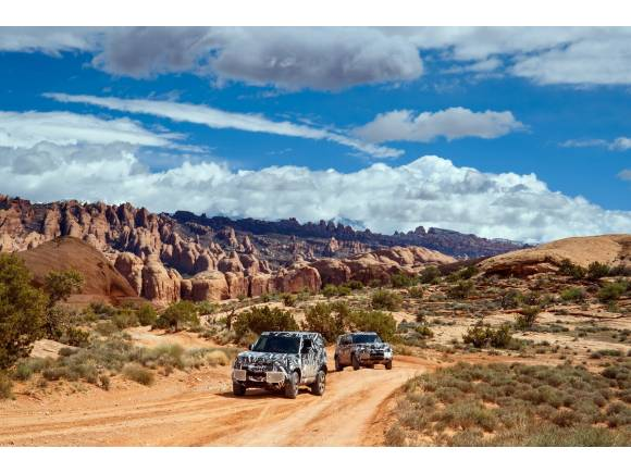 Nuevo Land Rover Defender: ya lleva 1,2 millones de kilómetros de pruebas