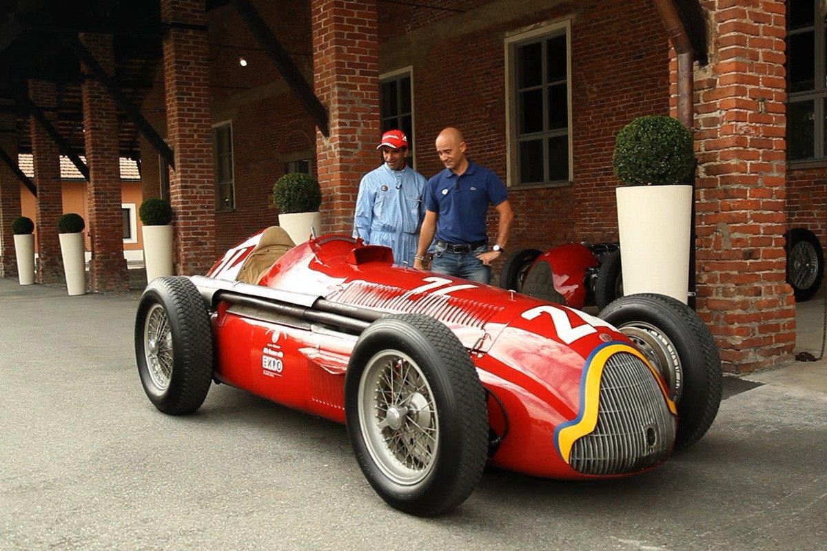 Alfa Romeo 159 Marc Gene Antonio Lobato