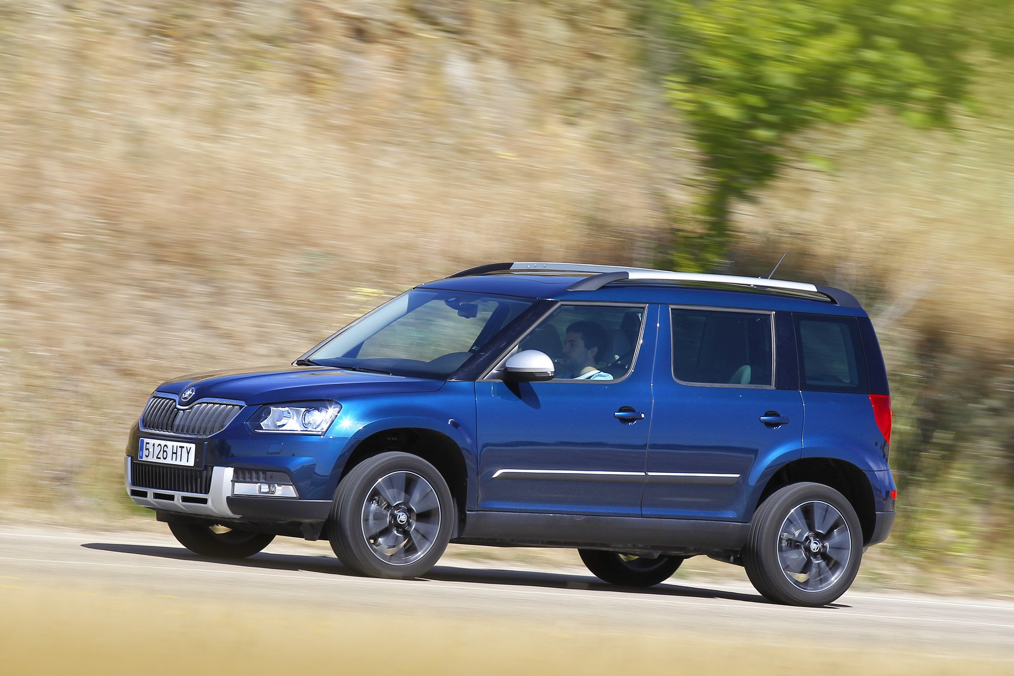 prueba skoda yeti 2 0 tdi 4x4 campo o ciudad. Black Bedroom Furniture Sets. Home Design Ideas