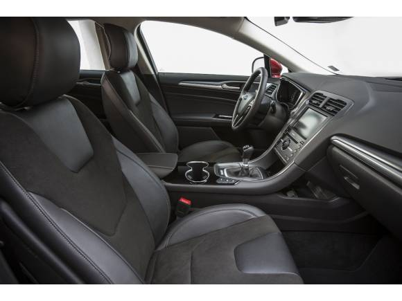 Prueba de gama: nuevo Ford Mondeo 2015