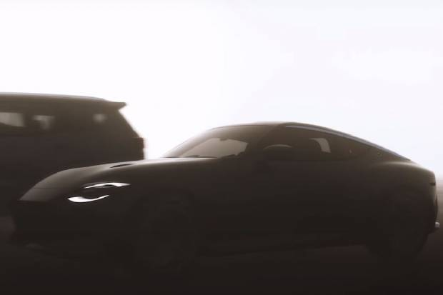 Nuevo heredero del Nissan 370z: primer vistazo