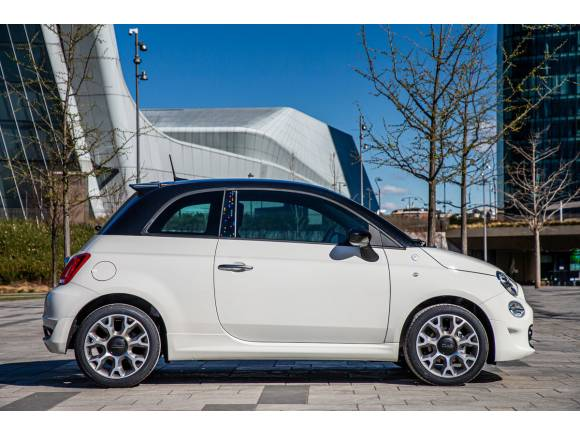 Fiat y Google unen sus caminos para crear una edición especial de la familia 500