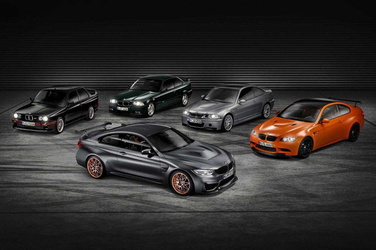 BMW M3 y M4 versiones especiales