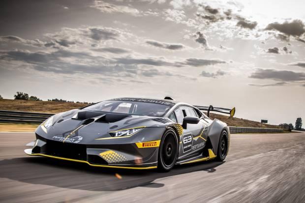 Presentado el Lamborghini Huracán Super Trofeo Evo de 2018