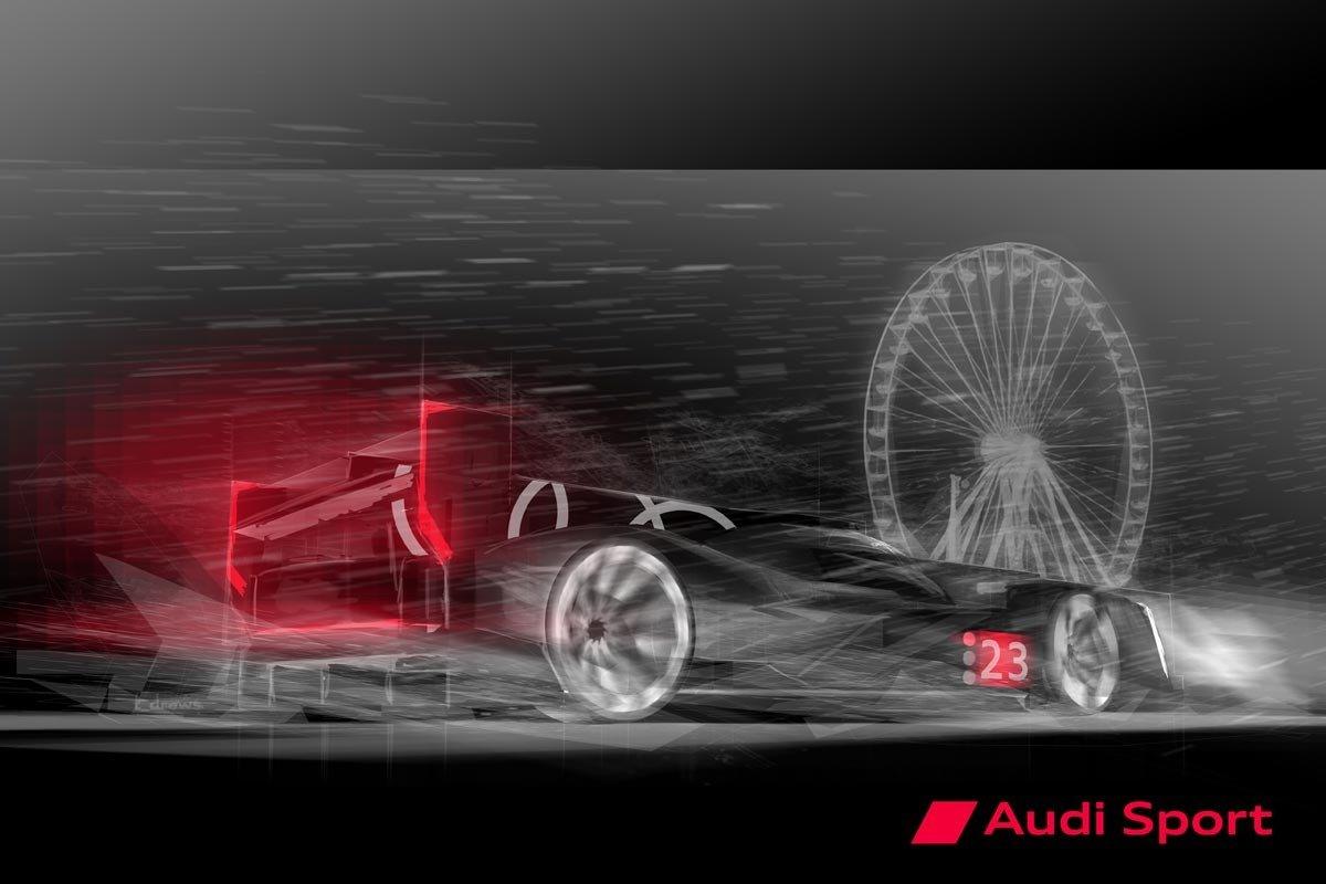 Audi hypercar le mans 2023