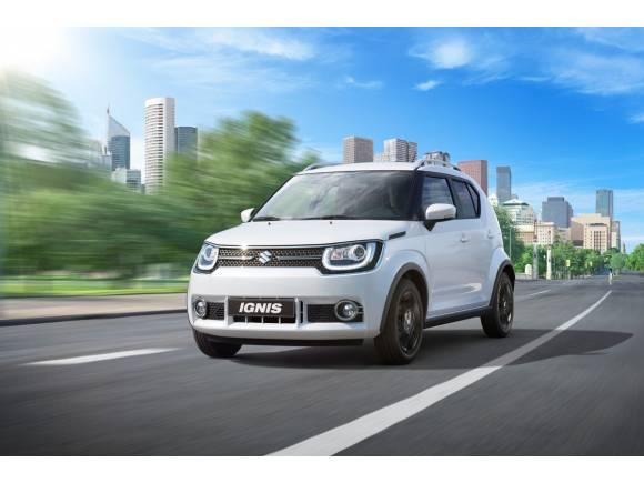 Suzuki Ignis SHVS: un pequeño aventurero