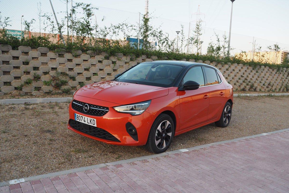 Prueba Opel Corsa-e