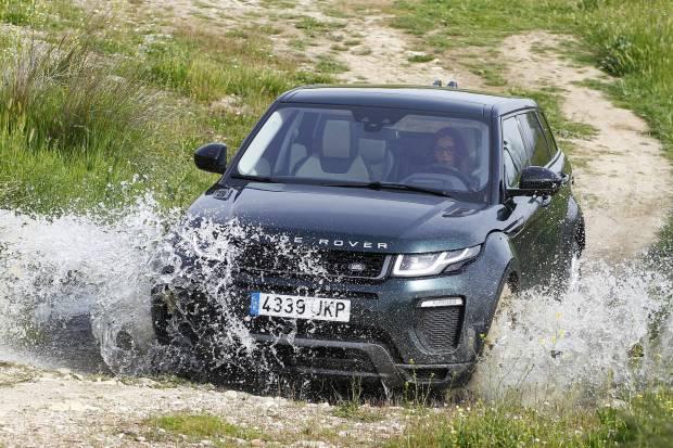 Prueba: Claves para comprar un Range Rover Evoque Diésel