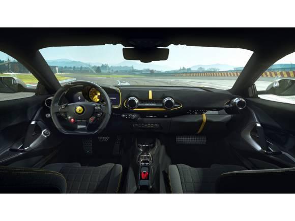 Ferrari 812 Competizione: lo que hace especial a esta edición limitada del 812 Superfast