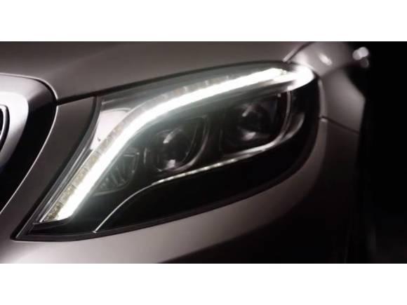 Vídeo: Mercedes Clase S 2014, primer vistazo