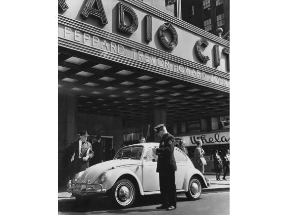 Volkswagen en el Salón de Nueva York