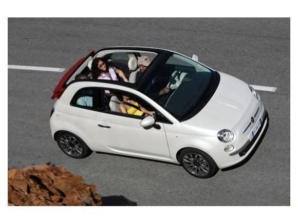 Prueba: Nuevo Fiat 500C, suéltate la melena