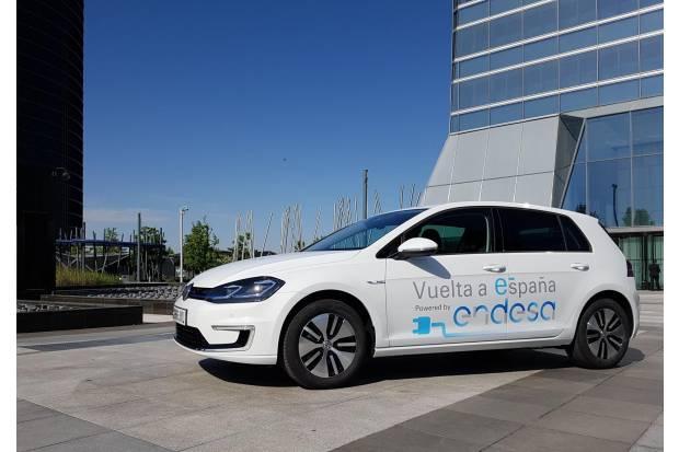 En qué consiste la I Vuelta a España en vehículo eléctrico