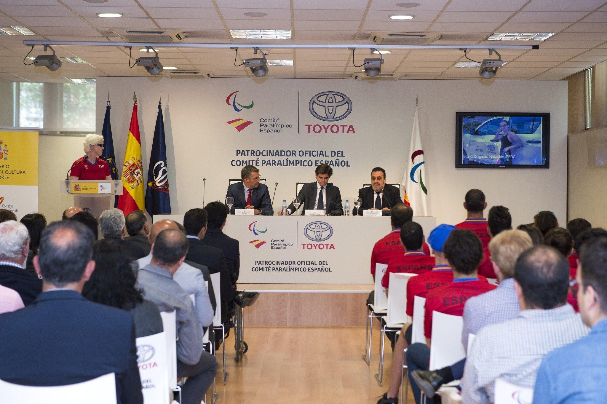 Toyota España cpe