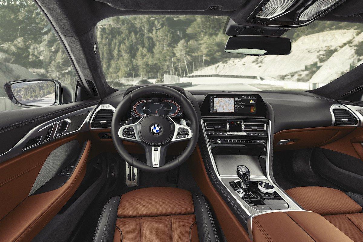 Prueba BMW Serie 8