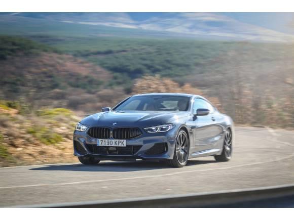 Prueba nuevo BMW Serie 8: de la competición a la calle