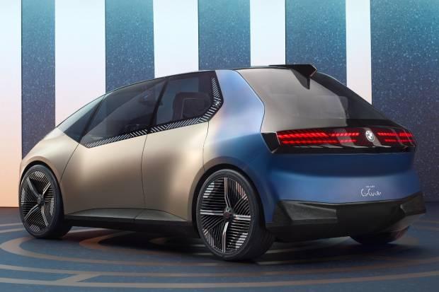 BMW i Vision Circular: cuando el fin es reciclar