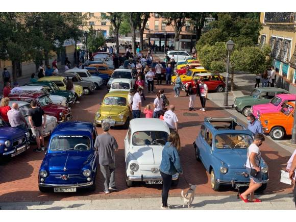 Los coches históricos sí podrán circular y aparcar en cualquier punto de Madrid