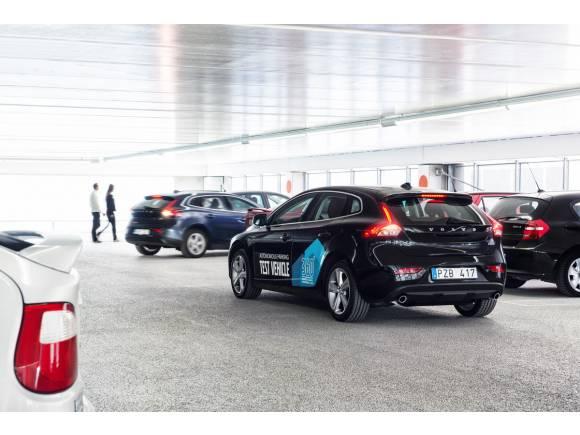 Volvo desarrolla un sistema de aparcamiento sin conductor