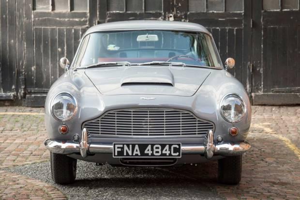 Aston Martin DB5: más allá de 007