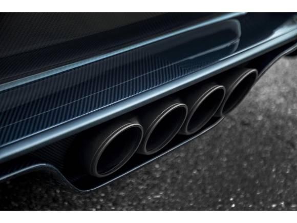 Nuevo Bugatti Chiron Sport '110 Ans Bugatti', tributo a Francia