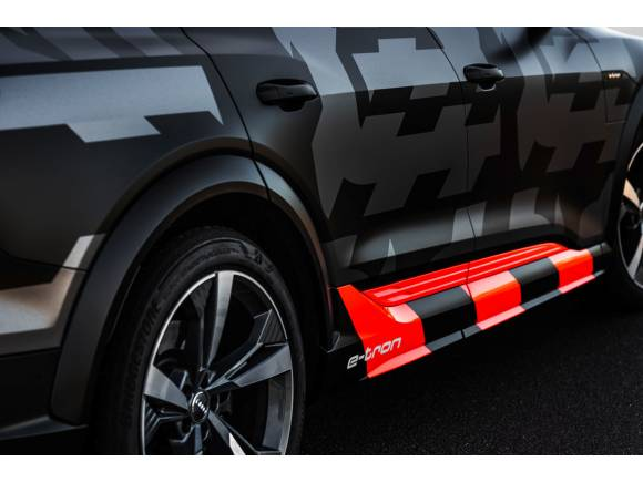 Audi ya prepara las versiones S del e-tron