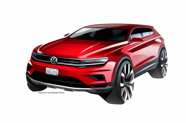 El Volkswagen Tiguan de 7 plazas ya tiene nombre: Allspace