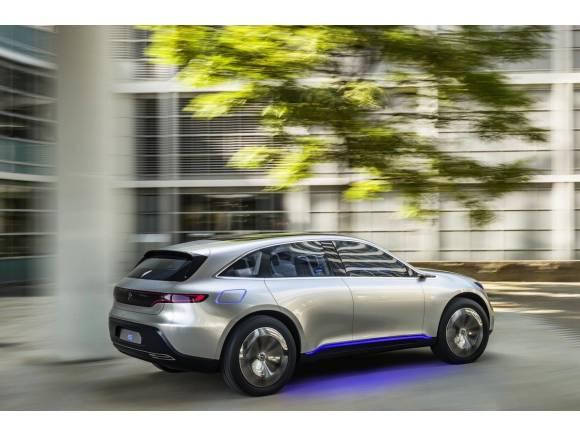 Mercedes Generation EQ, el SUV eléctrico que llegará en 2019