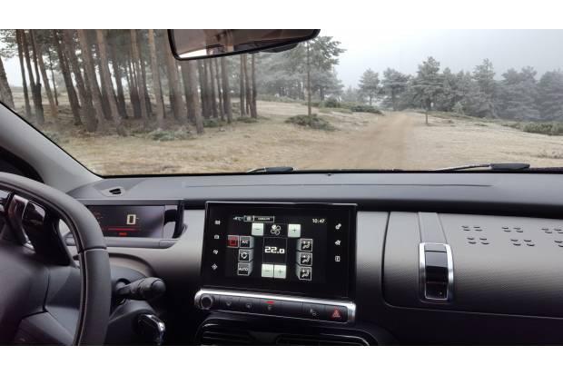 """En la nieve con el Citroën C4 Cactus Rip Curl y """"Al filo de lo imposible"""