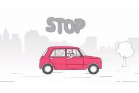 Reino Unido prohíbe fumar en el coche